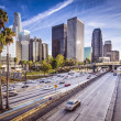 Downtown los angeles — Stock fotografie #39204057