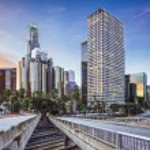 Downtown Los Angeles — Stockfoto
