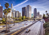 Downtown Los Angeles — Stock Photo