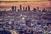 Downtown Los Angeles — Stok fotoğraf
