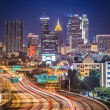 Atlanta, GeorgiSkyline — Stockfoto #39210569