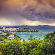 Stock Photo: Cruz Bay, St John