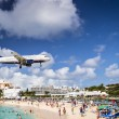 Philispburg, Sint Maarten, Dutch Antilles — Stockfoto #39210779