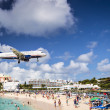 Philispburg, Sint Maarten, Dutch Antilles — 图库照片 #39210779