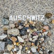 Auschwitz Memorial — Stock Photo