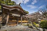 Japanese Shrine Building — Stockfoto