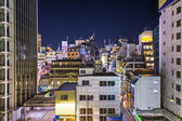Dense Buildings in Kobe — Stock Photo