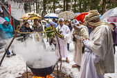 Shinto Ceremony — Stock Photo