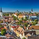 Tallinn, Estonia — Stock Photo