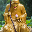 Foto de Stock  : Ten Thousand Buddhas Monastery