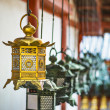 Japanese Lanterns — Stock Photo