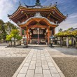 Nara at Kofukuji Temple — Stock Photo