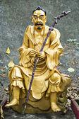 10 mil monasterio budas — Foto de Stock