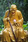 Ten Thousand Buddhas Monastery — Stock Photo