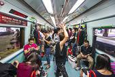 Hong kong mtr — Foto Stock