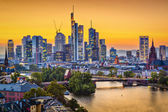 Frankfurt, Germany — Stock Photo