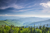 View From Clingman's Dome — Stock Photo