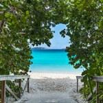 Beach Entrance — Stock Photo #40495171