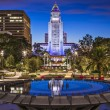 Los Angeles City Hall — Stock Photo #40495229