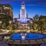 Los Angeles City Hall — Stock Photo