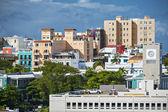 San Juan Buildings — Stock Photo