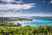 Cruz Bay, St John — Stock Photo