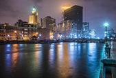 Providence Cityscape — Stock Photo