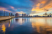 West Palm Beach Florida — Stock Photo