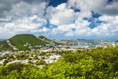 Philipsburg Townscape — Stock Photo