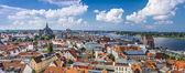 Rostock, Germany — Stock Photo