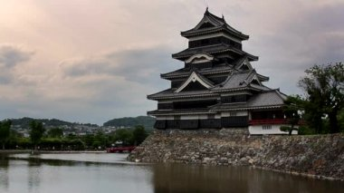 Matsumoto Castle — Stock Video