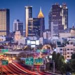 Atlanta, Georgia Skyline — Stock Photo #40803051