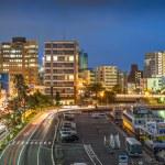 Naha, Okinawa, Japan — Stock Photo #40804153