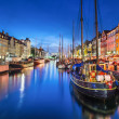 Copenhagen — Stock Photo #40804389