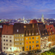 Stock Photo: Nuremberg panorama