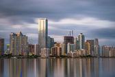 Miami Florida Skyline — ストック写真