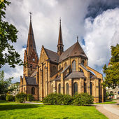 Church of Saint Peter, Malmo — Stock Photo
