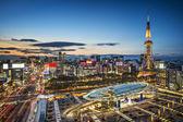 нагоя, япония — Стоковое фото
