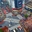 Stock Photo: ShibuyCrossing