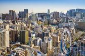 东京城市景观 — 图库照片