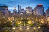 Union Square NYC — Stock Photo