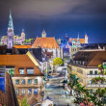 Nuremberg, Germany — Stock Photo