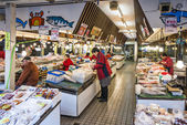 Hakodate, Japan Fish Market — Stock Photo