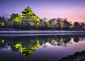 Okayama Castle — Stock Photo