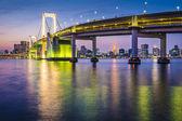 Tokyo Bay Cityscape — Stok fotoğraf