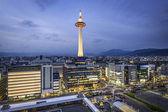 Horizonte Kyoto — Foto de Stock