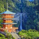 Nachi, Japan — Stock Photo #49547761