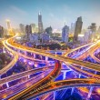 Shanghai Highways — Stock Photo #49549871