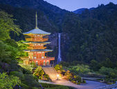 Nachi taisha tapınak — Stok fotoğraf