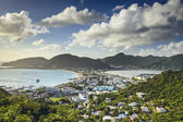 Philipsburg, Sint Maarten — Stock Photo
